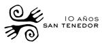 Catering San Tenedor. Logo 10 años