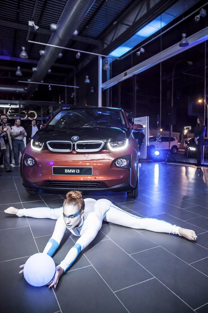performance BMW i